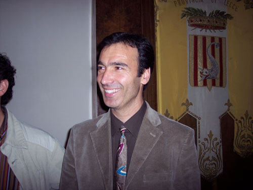 Presidente Sergio Perchia