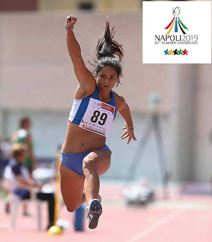 30° Universiade - Napoli 2019