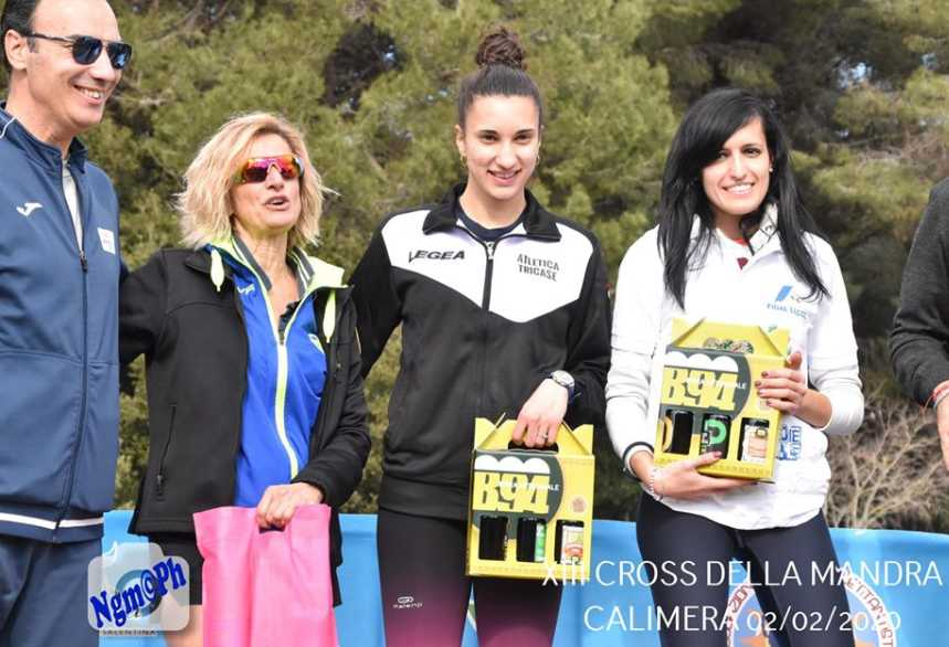 Campionati Provinciali di Cross cat. Assoluti