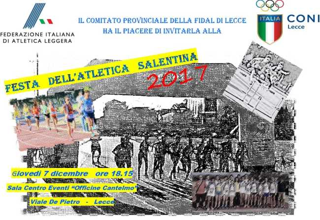 Festa dell`Atletica Salentina